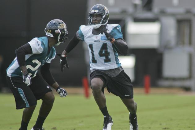 Jacksonville Jaguars Training Camp Headlines: Blackmon Brings It