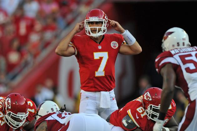 Kansas City Chiefs: Is Matt Cassel a Viable Quarterback in Fantasy Football?
