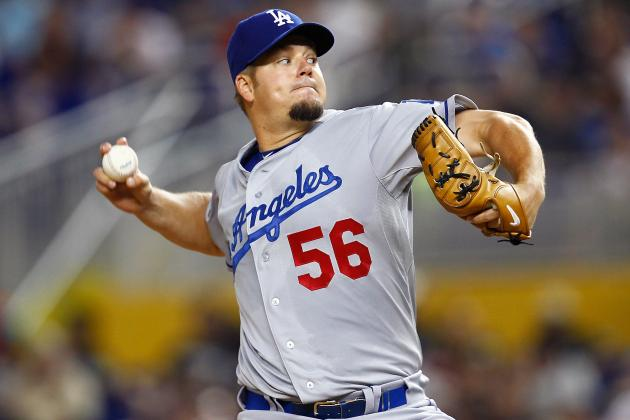 How Joe Blanton Will Help LA Dodgers Down the Stretch