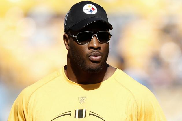 James Harrison: Steelers Enforcer Reportedly Could Undergo Knee Surgery