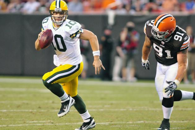 Cleveland vs. Green Bay: What to Expect from Packers in 2nd Preseason Game
