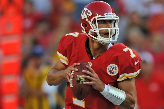Kansas City Chiefs: Is Matt Cassel a Viable Quarterback in Fantasy Football?