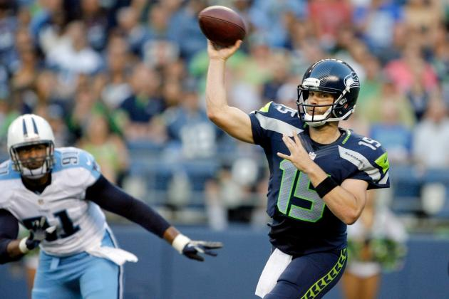 Seattle Seahawks Smart to Give Matt Flynn Start in Week 2 of Preseason
