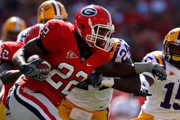 Georgia Football: Running Back-by-Committee Isn't a Bad Idea for the Bulldogs