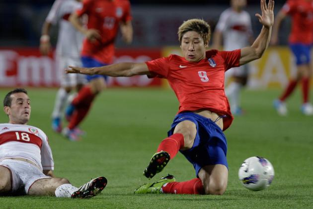 Korea Beat Zambia in Friendly