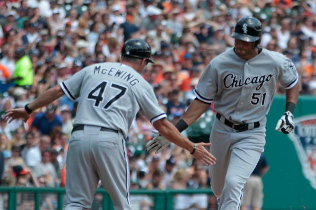 Paul Konerko Reportedly Cleared to Resume Workouts for the Chicago White Sox