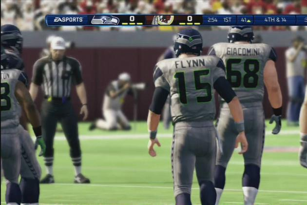 Madden 13: Infinity Engine and Notable Changes from Last Year's Game