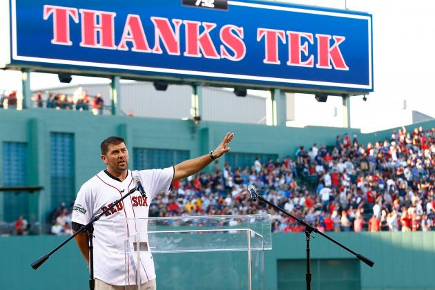 Jason Varitek Should Replace Bobby Valentine as Red Sox Manager