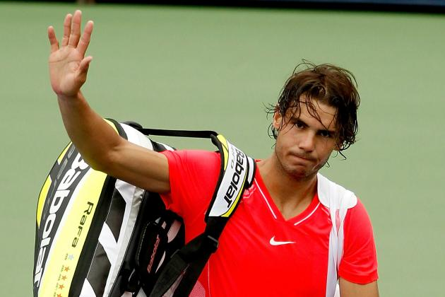Rafael Nadal Withdraws from the  US Open, Ranking and Rest of Year in Doubt