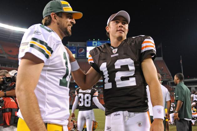 Green Bay Packers Pursuing Colt McCoy Would Be a Mistake