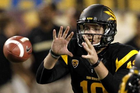 Taylor Kelly Becomes Front-Runner in Arizona State Sun Devils' QB Battle