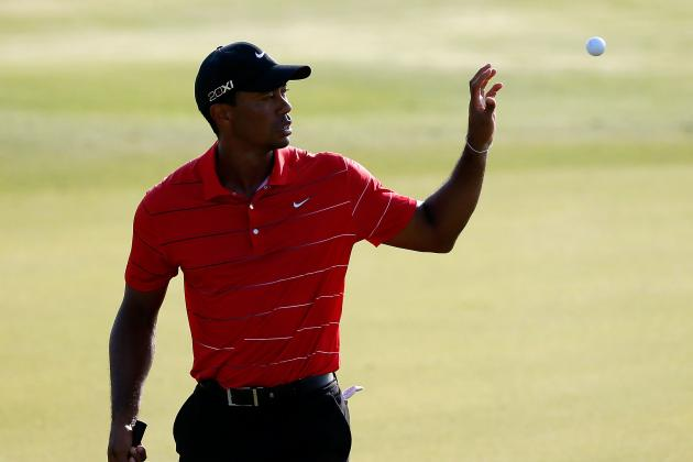 At PGA, Woods Showed Again That He Simply Wants the Majors Too Much