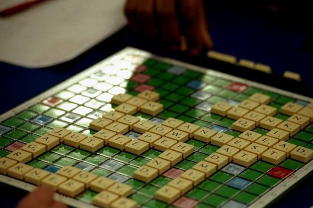 Scrabble Tournament Sullied by No-Good Dirty Cheater