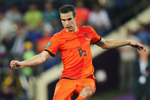Robin Van Persie Won't Put Manchester United over the Top