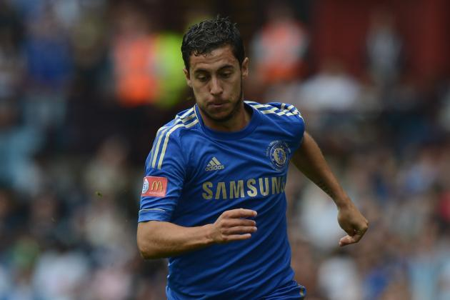 Eden Hazard: Assessing His Potential Impact for Chelsea in the Premier League