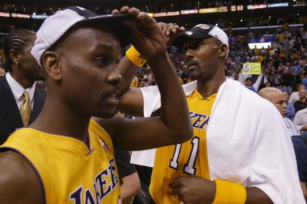 2013 Lakers Will Be Nothing Like 2004 Karl Malone-Gary Payton Squad