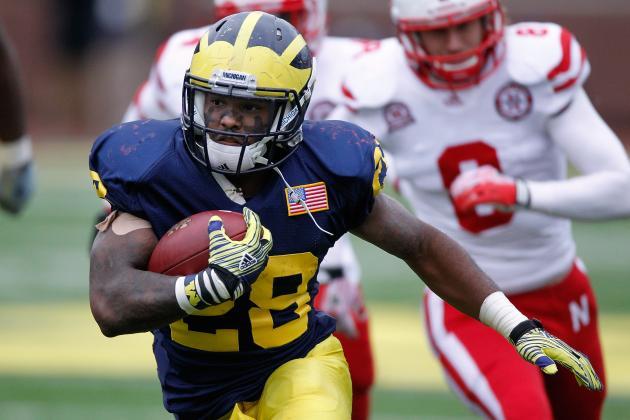 Michigan Football: No News Is Good News for Fitzgerald Toussaint's Bama Status