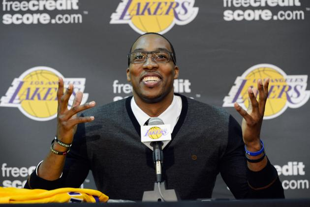 Dwight Howard Trade Doesn't Mean L.A. Lakers Will Top Oklahoma City Thunder