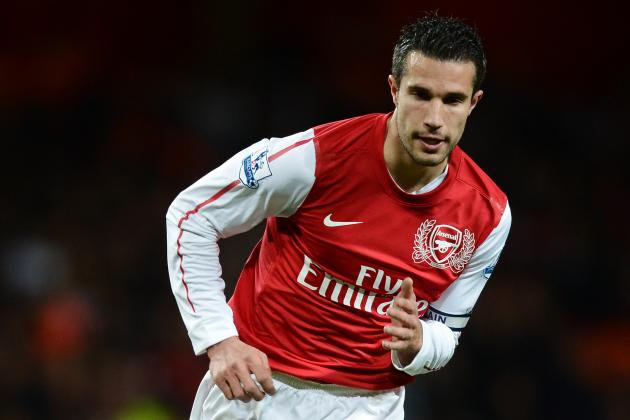 Arsenal Transfer News: Gunners Will Be Fine Without Robin Van Persie