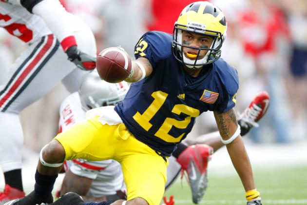 Michigan Football: Big Blue Stars Ready for Breakout Seasons in 2012
