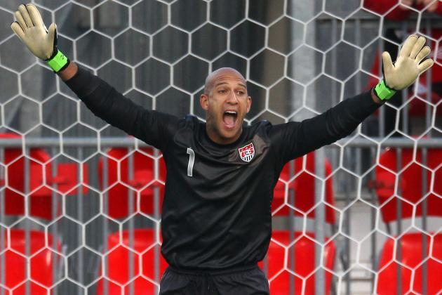 Tim Howard: Team USA Goalie Enters Rivalry Match vs. Mexico with Right Mindset