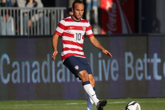 Landon Donovan Should Be Named Team USA Captain for Current World Cup Cycle