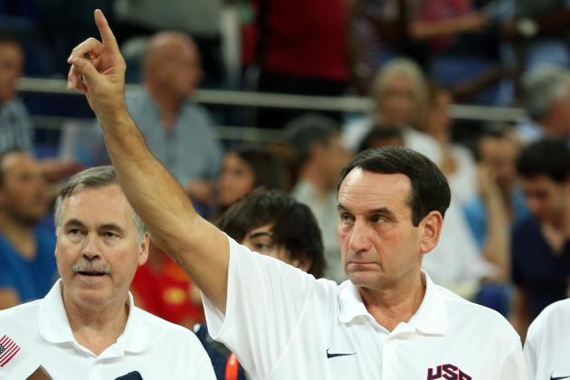 Why Mike Krzyzewski Must Take His Talents to the NBA
