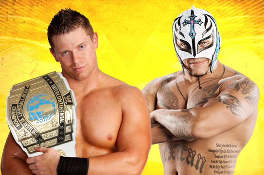 WWE SummerSlam 2012: The Miz vs. Rey Mysterio—Don't Sleep on This One!
