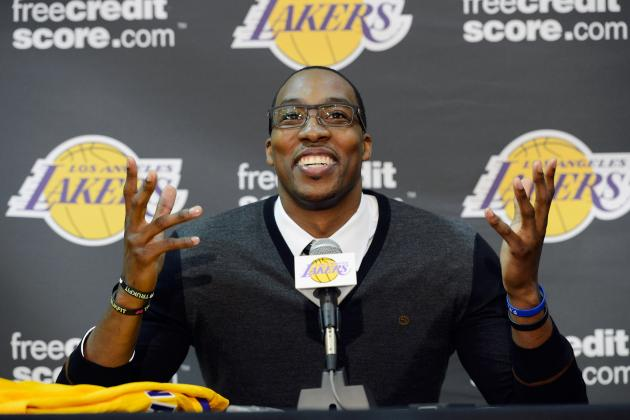 Lakers News: What Experts Are Saying About LA's Title Chances with Dwight Howard