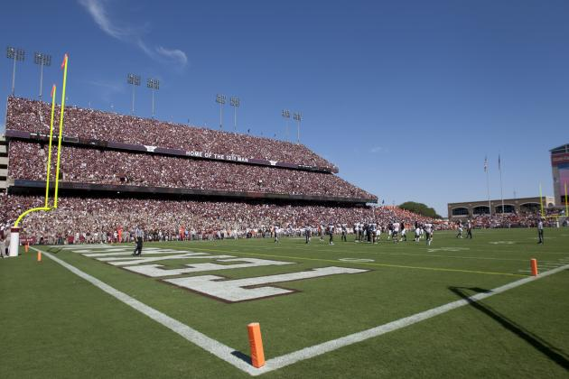 Texas A&M Football: Predicting the Aggies' AP Poll Preseason Rank