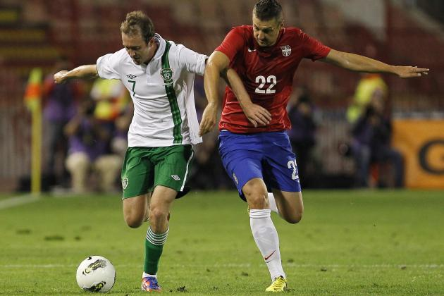 Match Report: Serbia 0-0 Ireland