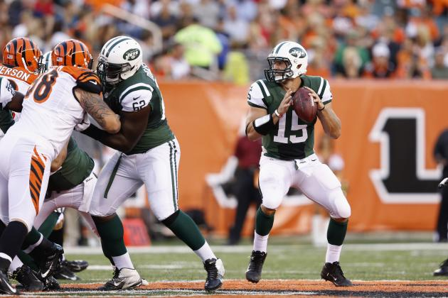 Tim Tebow More Helpful Than Hurtful to New York Jets' Offense?
