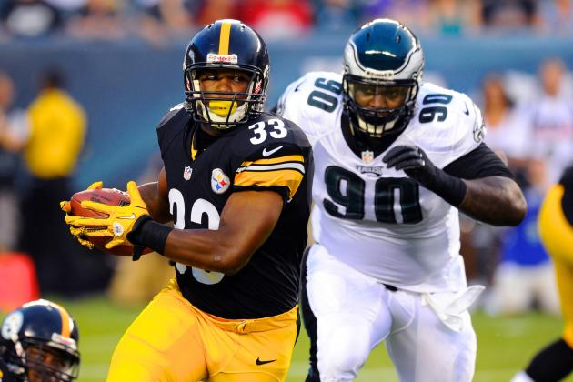 Isaac Redman's Injury Takes Things from Bad to Worse for the Steelers' Run Game