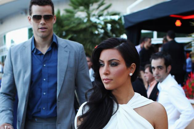 Kris Humphries Tries to Serve Kim Kardashian & Kanye West with Nordstrom Box