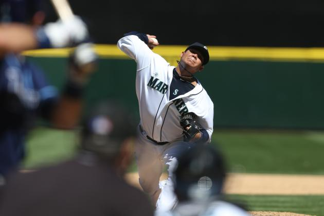 Felix Hernandez Tosses 1st Perfect Game in Seattle Mariners History