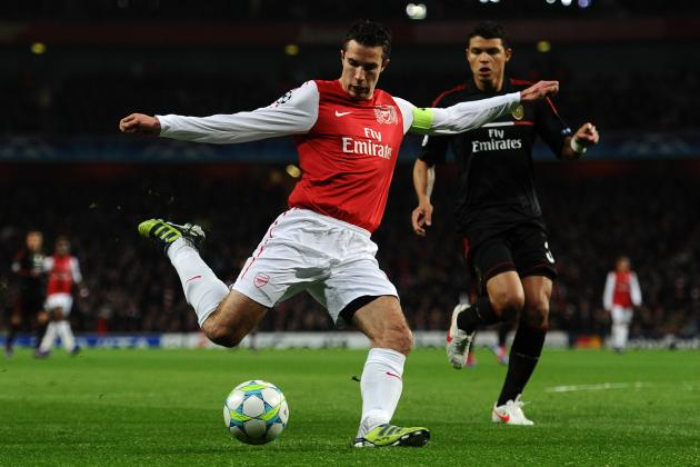 Robin van Persie to Manchester United: Why Arsenal Can Win EPL Without RVP