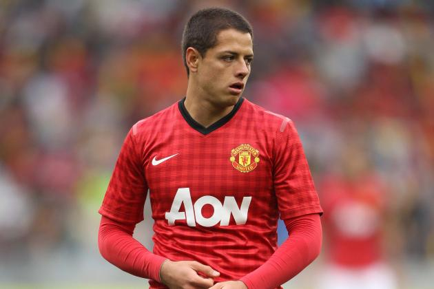 Arsenal Transfer News: Javier Hernandez Could Be Heading to Arsenal