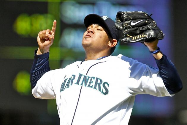 Felix Hernandez Throws Perfect Game vs. Tampa Bay Rays