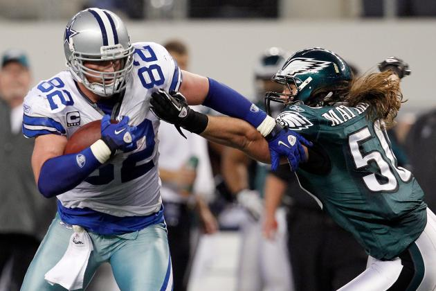 Fantasy Football 2012: Should You Shy Away from Jason Witten?
