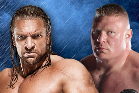 Triple H vs. Brock Lesnar: All Signs Point to a Lesnar Romp