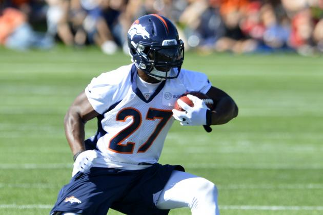 Why Knowshon Moreno Deserves a Roster Spot in Denver