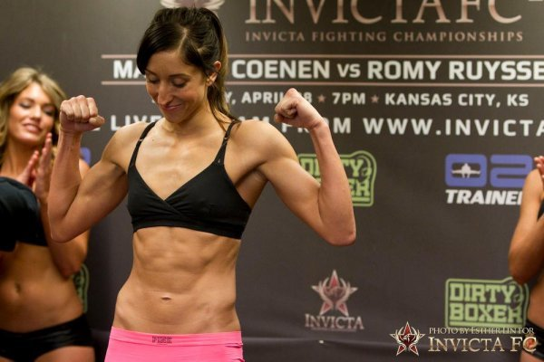 Invicta FC 3: Penne vs. Sugiyama Announced as First Title Fight for Oct. 6