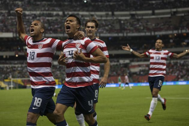 US Men's Soccer Team Makes History in Mexico with Epic 1-0 Victory