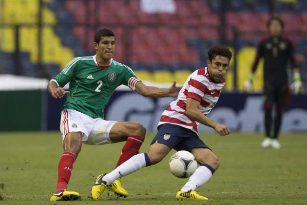 Mexico vs. USA Highlights: American Victory Shows How Far Program Has Come