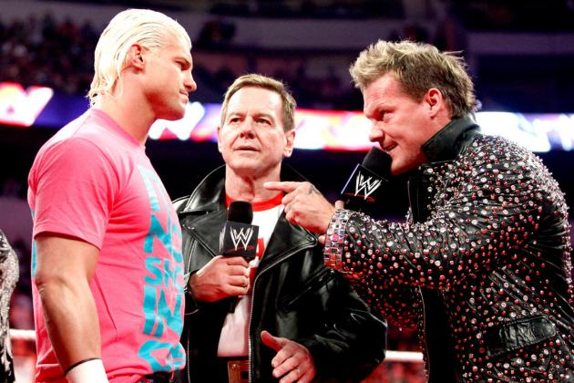 WWE SummerSlam: Chris Jericho-Dolph Ziggler Feud Sets Stage for Memorable Match