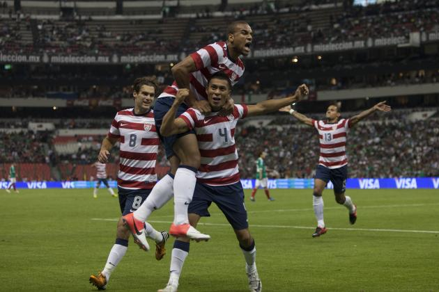 United States' Soccer Future Is Bright After Win over Mexico at Azteca