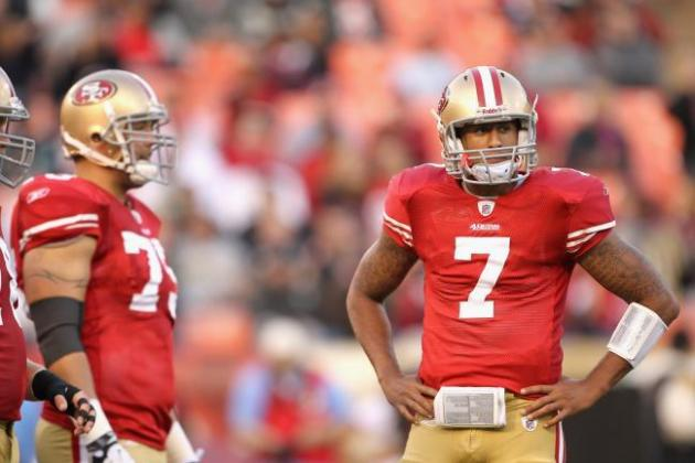 San Francisco 49ers: Battle for Backup QB Spot Is a Great Problem to Have