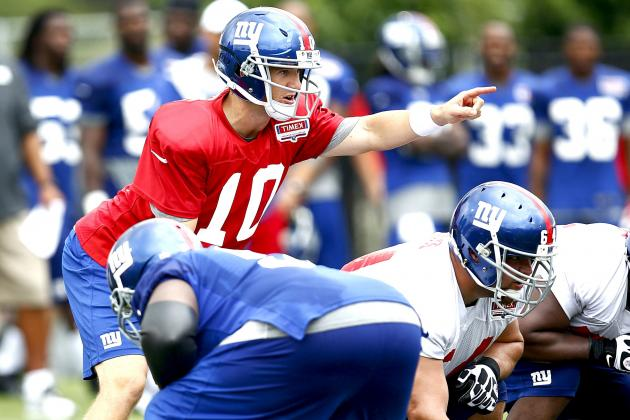 New York Giants Enter 2012 Season As Underrated Super Bowl Contenders Once Again