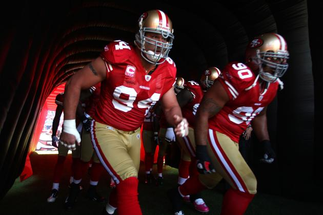 San Francisco 49ers: Profiling the Legend of Justin Smith