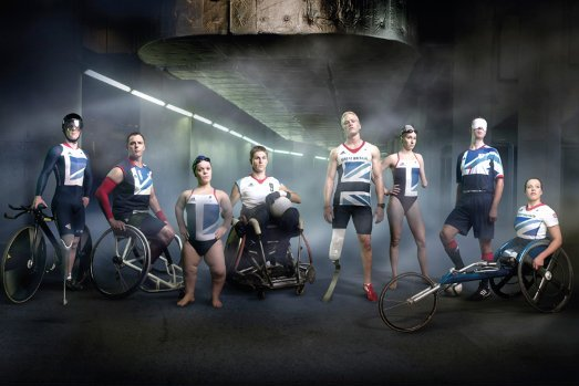 London 2012 Paralympics: Watch Channel 4's Stunning